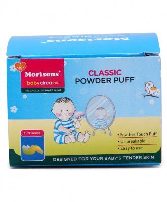 MORISON SOFT TOUCH CLASSIC POWDER PUFF