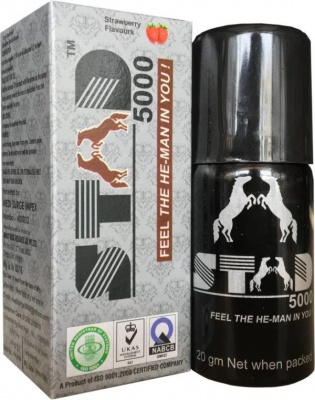 STUD 5000 Male Premature Delay Spray for Men