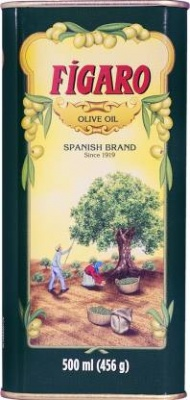 FIGARO PURE OLIVE OIL 500ml TIN PACK