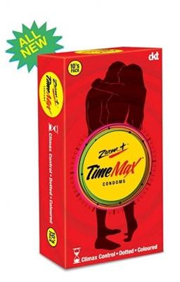 Zaroor Timemax 10's Pack Condoms