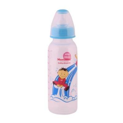 Designer PP Feeding Bottle 250ml - Blue
