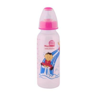 Designer PP Feeding Bottle 250ml - Pink