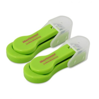 Baby Nail Clipper - Green (pack of 2)