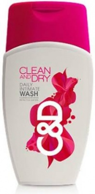 Clean And Dry Daily Intimate Wash 90 ml