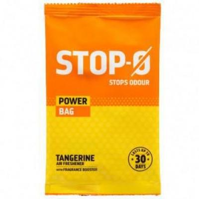 Stop O Power Bag Air Freshener Tangerine 10 g