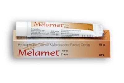 MELAMET CREAM 15GM