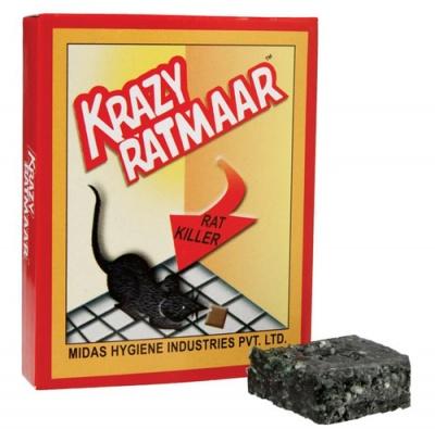 Krazyratmar Rate Kill Cake 50GM