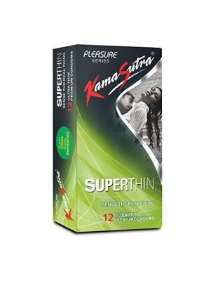 Kamasutra Superthin 12's