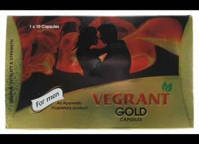 AUSTRO VEGRANT GOLD CAPSULES 10's
