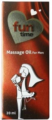 Funtime Massage Oil (20ml)