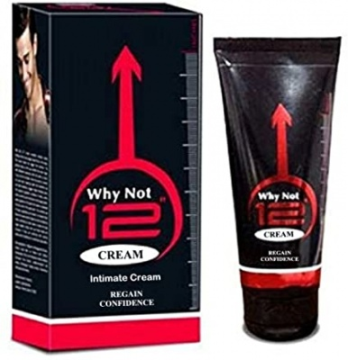 Well n Care Why Not 12 Intimate Cream 60gm