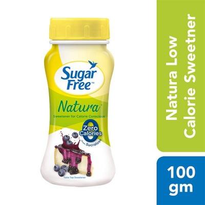 Sugar Free Natura Low Calorie Sweetener 100 g