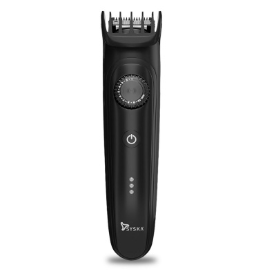 SYSKA HT900 Beard Pro with 40 Length Settings, Cordless and Corded Use,120 Min Working Time (Black)