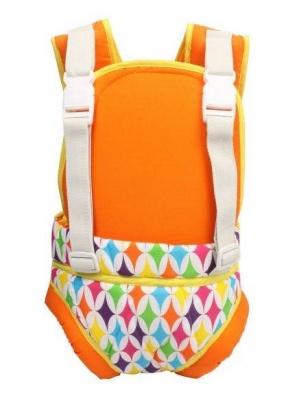 Morison Baby Carrier 2 Way - Orange