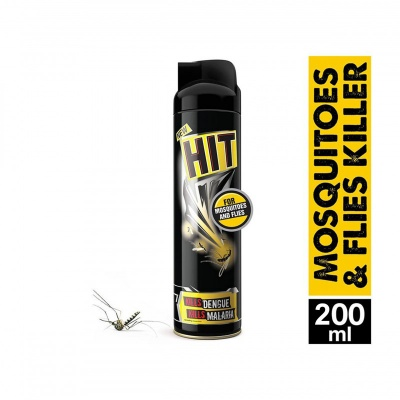 HIT Mosquito and Fly Killer Spray 200ml