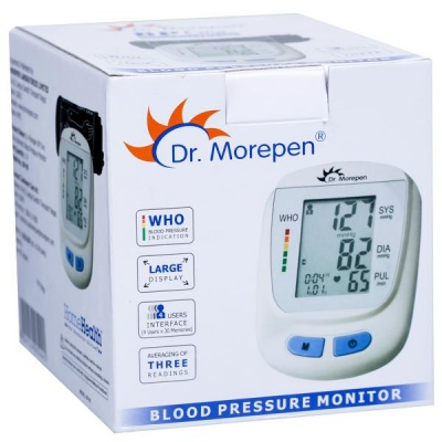 B.P. Monitor (Dr.Morepen) BP 09 Device