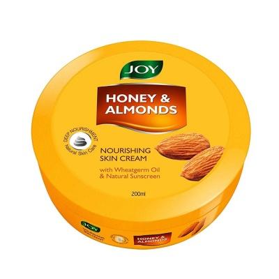JOY HONEY & ALMONDS NOURISHING SKIN CREAM 200ml